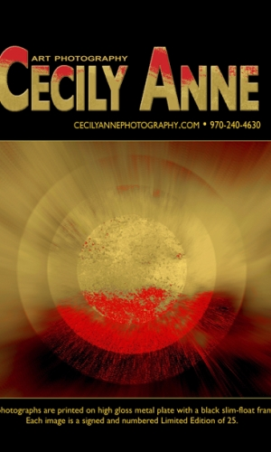 Cecily Anne Art Photograhy Cover