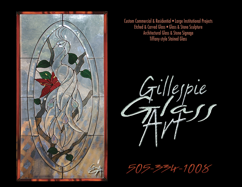 Gillespie Glass Art