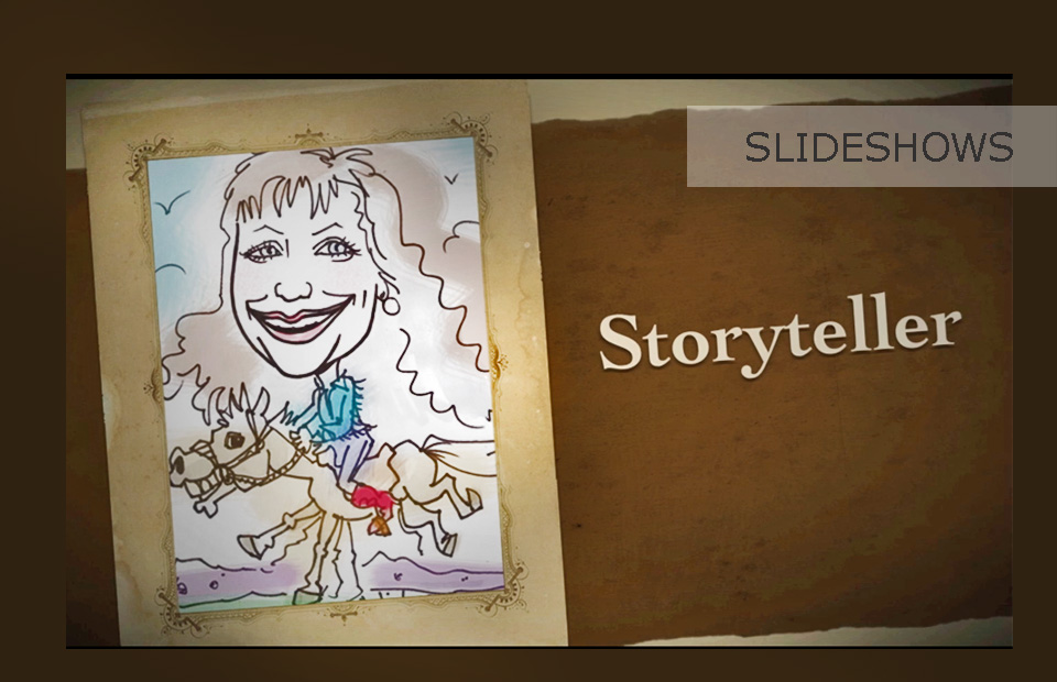 Storyteller Slideshow