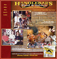 Handlebars Food & Saloon