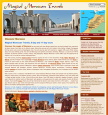 Custom Moroccan tours