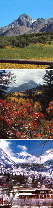 Ouray_seasonal_montage