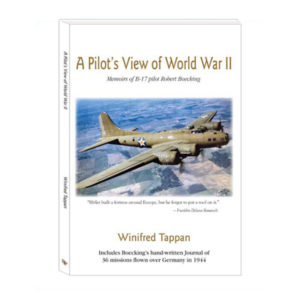 B007SC-WT15-A Pilot's View of WWII