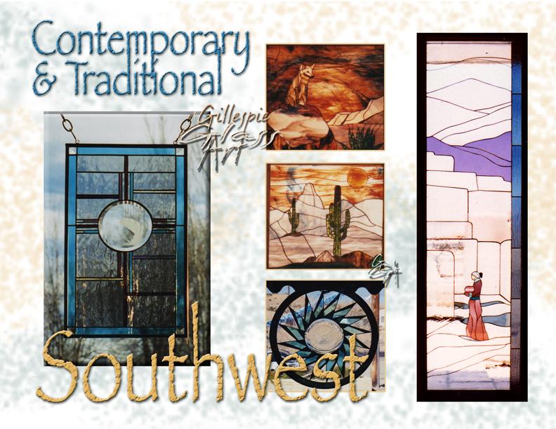 Gillespie Glass Art Southwest