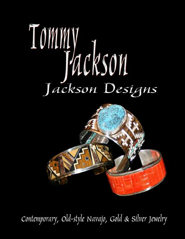 Tommy Jackson Navajo Jewelry Artist