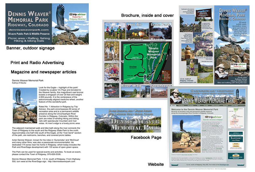 Weaver Park graphic package